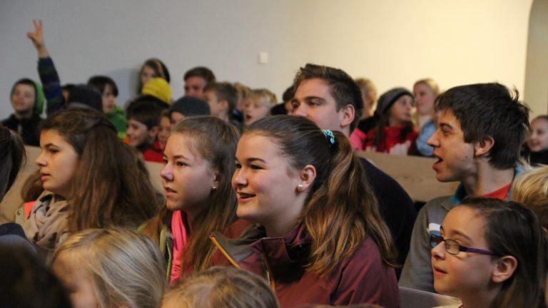 2016-11-19_Jungschartag_Kirche_Kinder_Jungschar_Zell_Gottesdienst