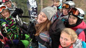 Kinder-Skifreizeit